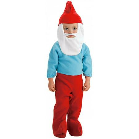 Papa Smurf Baby Infant Costume - Newborn
