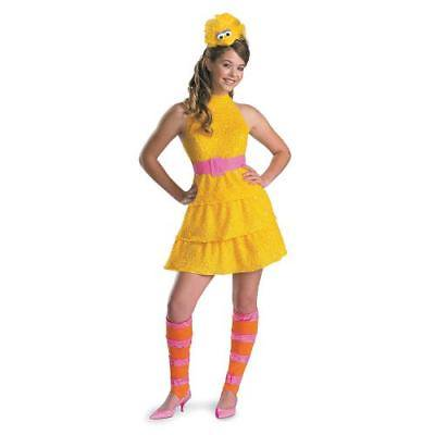 IN-13579786 Big Bird Large Girls Halloween Costume LARGE (10/12) By Fun Express for $<!---->
