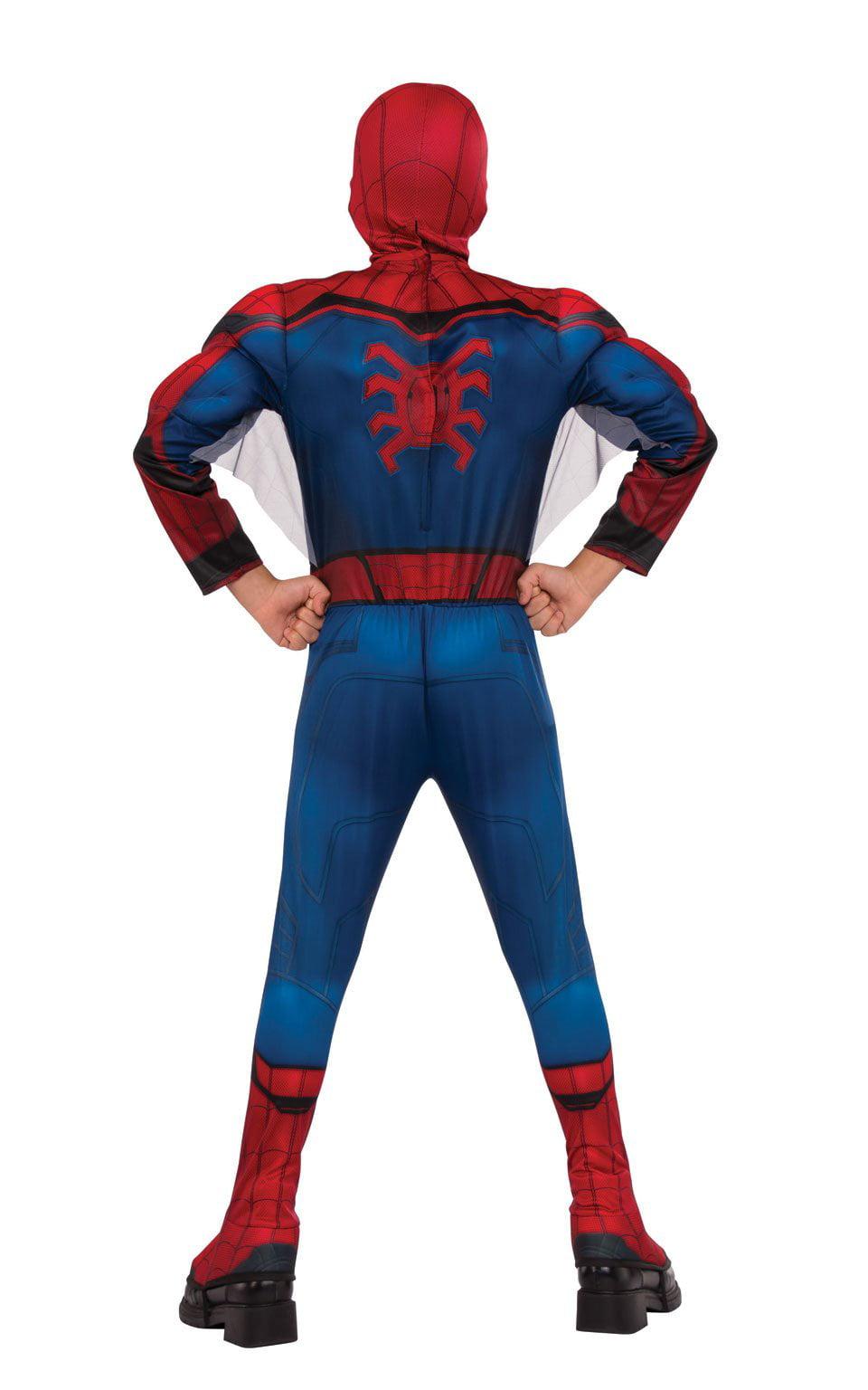 Spider man homecoming spider man child costume walmart jeuxipadfo Images