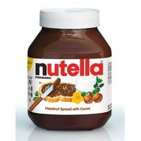 Nutella Chocolate Hazelnut Spread, 33.5 ounce
