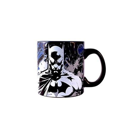 Glow In The Dark Cups Wholesale (Batman Stare Glow In The Dark 20oz Coffee)
