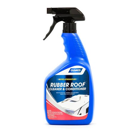 Camco Manufacturing Pro-Strength Rubber Roof Cleaner &