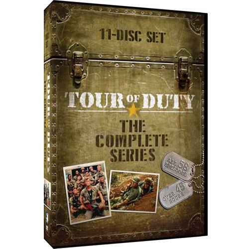 Tour Of Duty: The Complete Series - Walmart.com