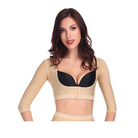 LELINTA Arm Shapers Lift Liposuction Post Compression Garment for Women Surgery Tops Sleeve Vest