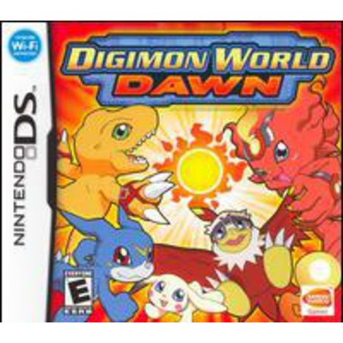 Namco digimon world: dawn - nintendo ds