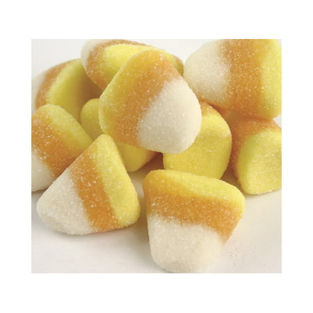 Gummi Candy Corn Gummy Halloween Fall Autumn candy 2 pounds - Decorated Candy Apples Halloween