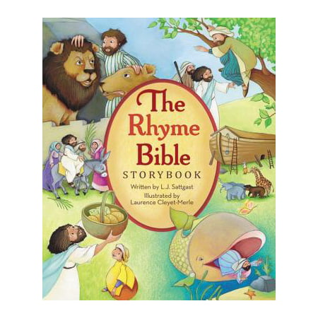 Time Bible Storybook (The Rhyme Bible Storybook (Hardcover))