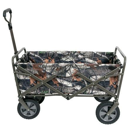 Mac Sports Collapsible Folding Outdoor Garden Utility Wagon Cart ... 547aff8c6e