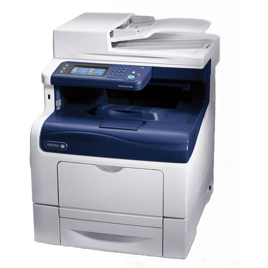 XeroxWorkCentre 6505Dn Color Laser Multifunction Printer/Copier/Scanner/Fax Machine