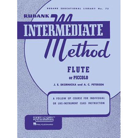 Rubank Intermediate Method: Flute or Piccolo