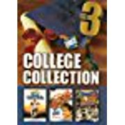 College Collection 3 DVD Pack: National Lampoon's Van Wilder, National Lampoon's Animal House, and Going Greek by