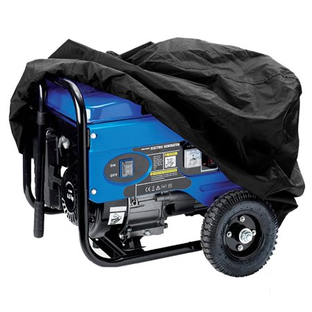 FH Group  Black Extra Large 37-inch Premium Electrical Generator Cover ()