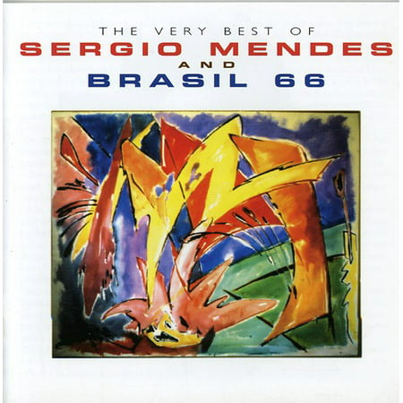 Very Best of Sergio Mendes & Brasil '66 (CD)