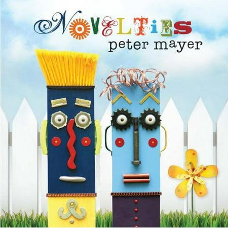 Peter Mayer - Novelties [CD] - Novelties Com