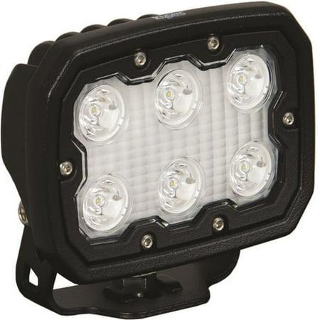 Vision X Lighting 9891125 Duralux Work Light 6 Led 40 Degree