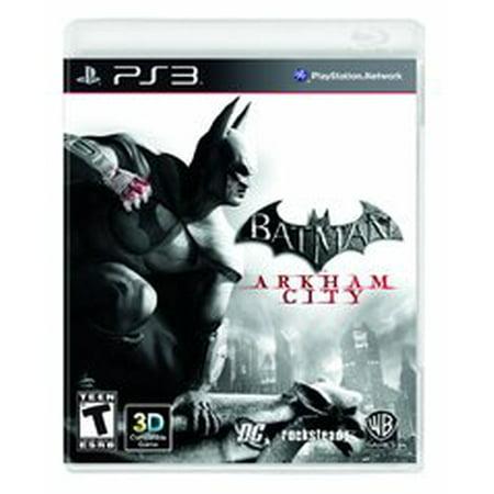 Batman Arkham City - Playstation 3 (Refurbished)