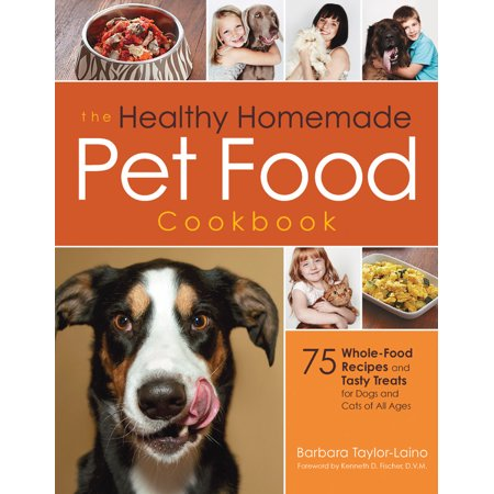 Homemade Halloween Food (The Healthy Homemade Pet Food Cookbook)