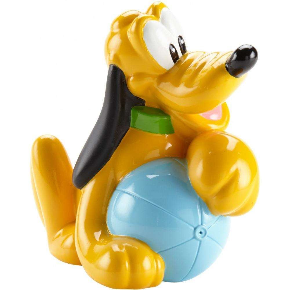 Disney Mickey Mouse Bath Squirter, Pluto by Disney Mickey Mouse