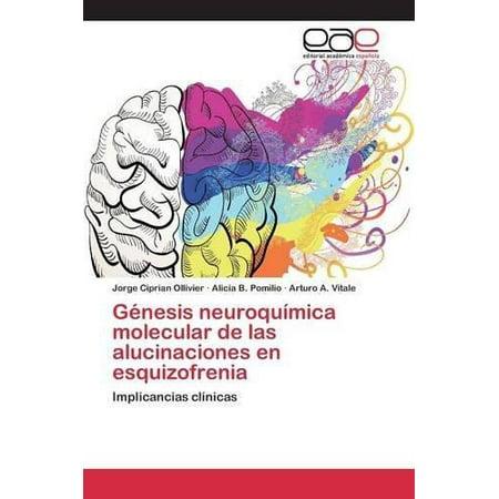 Genesis Neuroquimica Molecular De Las Alucinaciones En Esquizofrenia