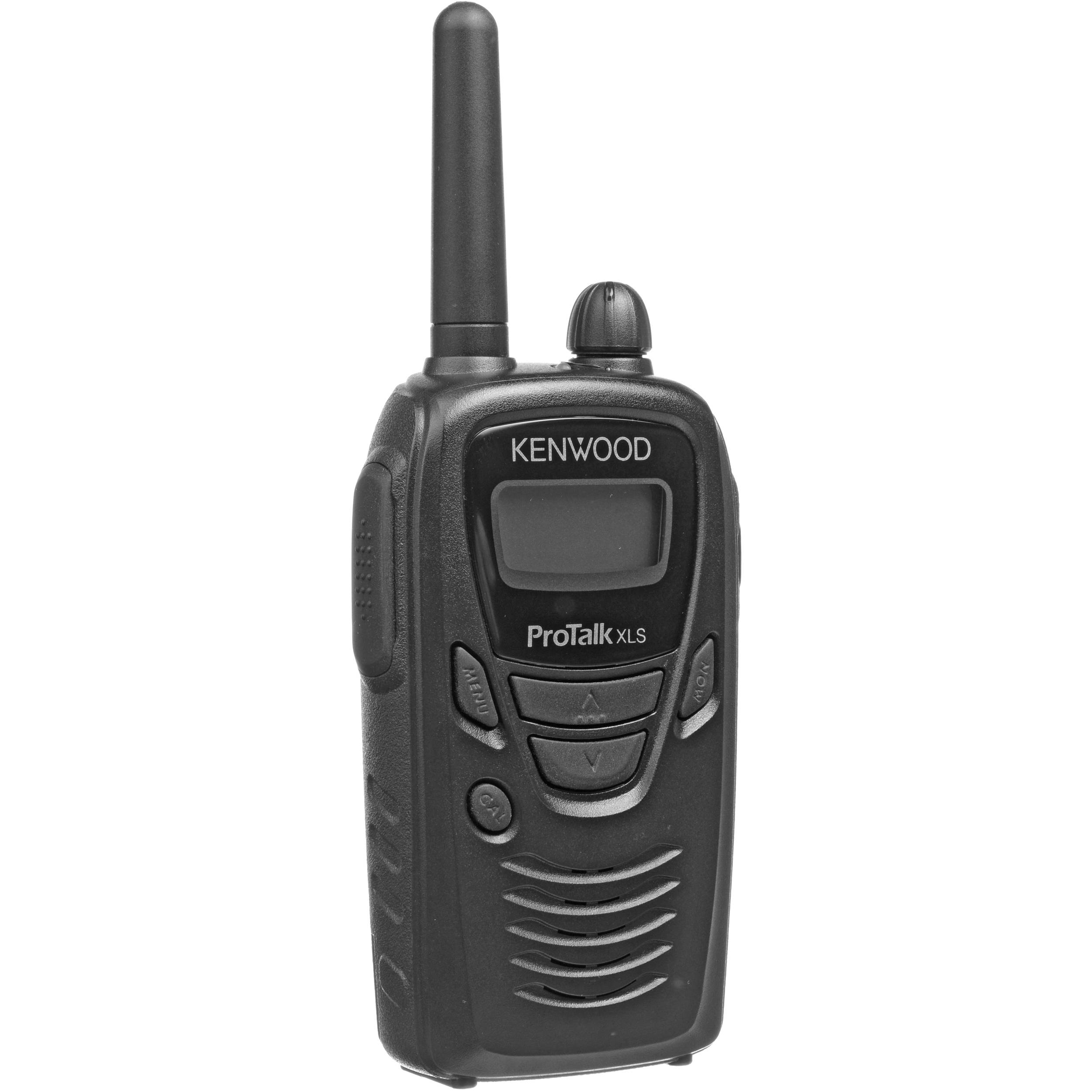 "Kenwood ProTalk XLS TK-3230XLS Portable UHF Business ""On-Site"" Two-Way Radio with"