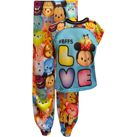 Disney Tsum Tsum #BFFS Pajama (The Little Mermaid Tsum Tsum)