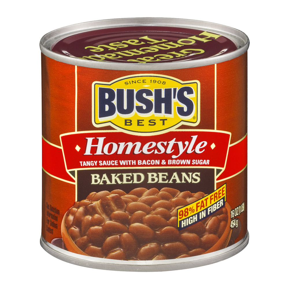 BUSH'S BEST Homestyle Baked Beans, 16.0 OZ by Bush Brothers & Company