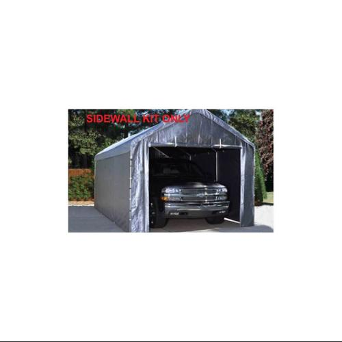 Silver Side Wall Kit for a 10 ft. x 20 ft. A Frame Canopy
