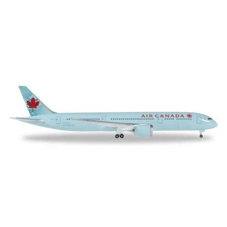 Herpa Wings 528016 Air Canada Boeing 787-9 Dreamliner 1/500 Scale Diecast Model