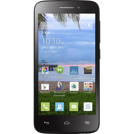Straight Talk Alcatel Pixi Charm Prepaid Smartphone with Bonus $45  Unlimited Plan