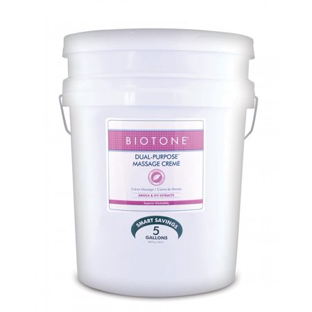 Biotone Massage - Biotone - Dual Purpose Massage Creme 5 Gallon