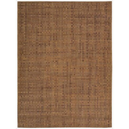 Nourison Barclay Butera Equestrian Saddle Area Rug by (4' x 6')