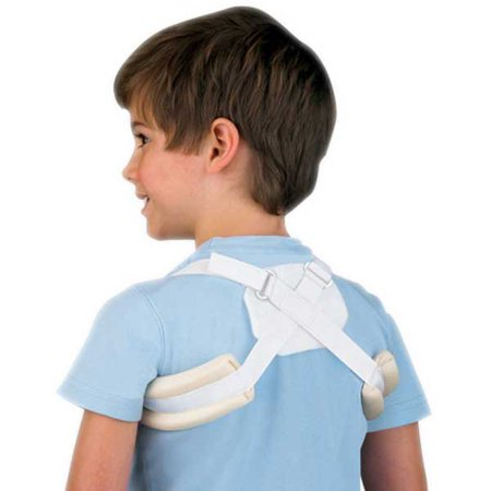 FLA Clavicle Support-Pediatric-Infant-White