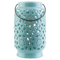 Surya Avery Ceramic Lantern
