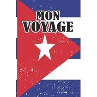 Mon Voyage : Cahier  pois de 120 pages  ranger pour les entres de toutes sortes (Paperback)