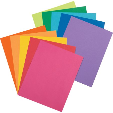 Pacon, PAC101199, Colorful Cardstock, 250 / Pack,