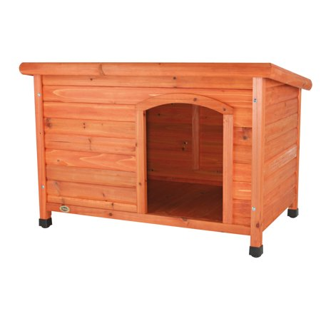 Trixie Pet Wood Dog House, X-Large, 45.5