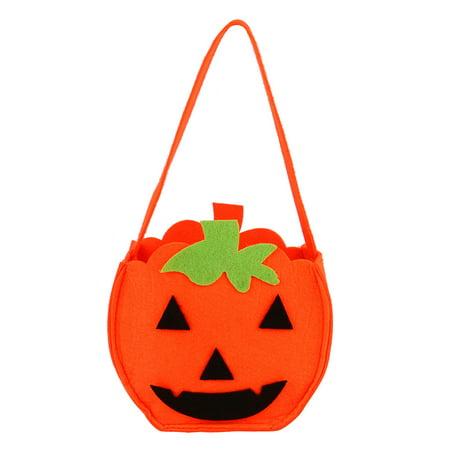 Halloween Leaf Style Candy Bag Gift Bag Bagkin Bag for $<!---->