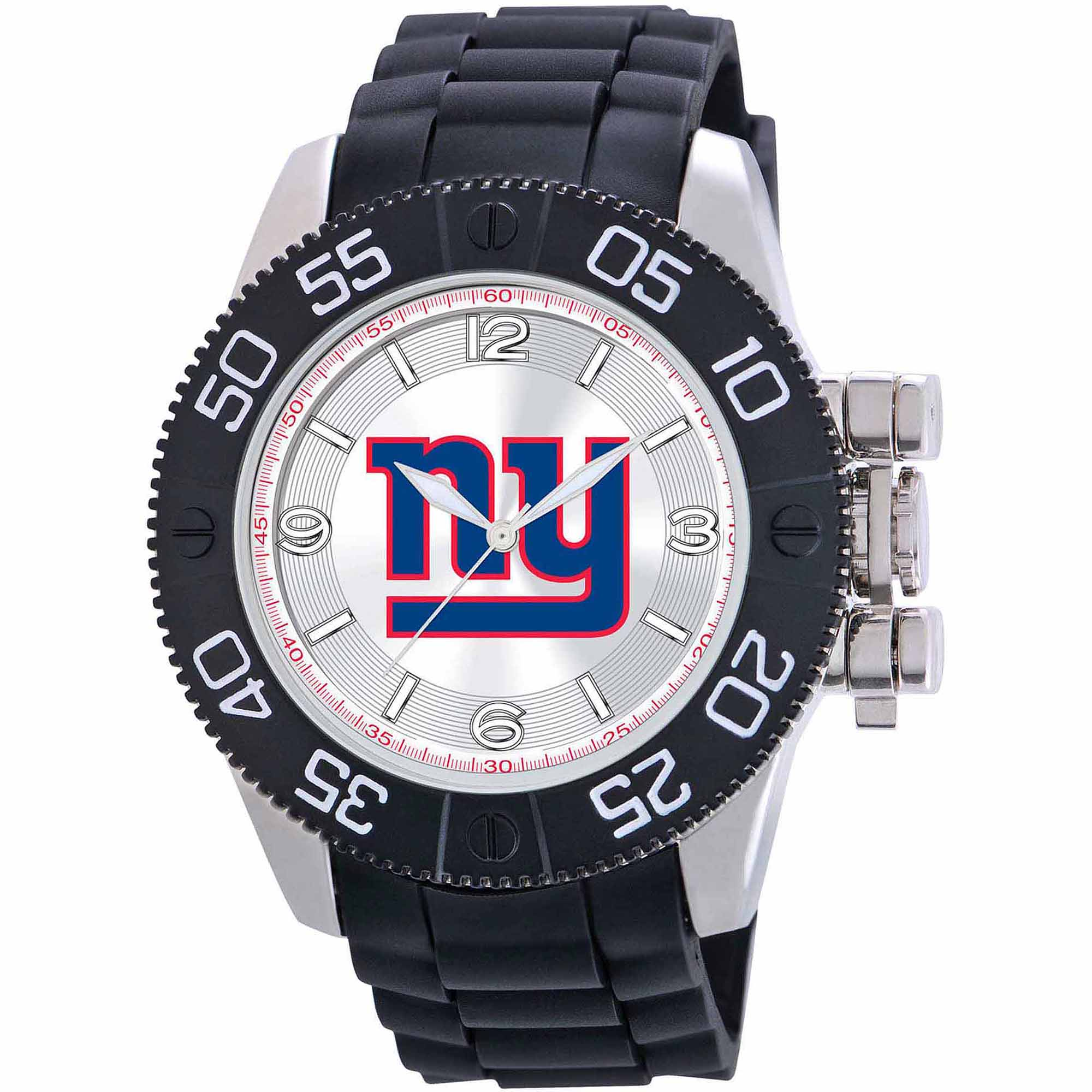 Game Time NFL Men's New York Giants Beast Series Watch