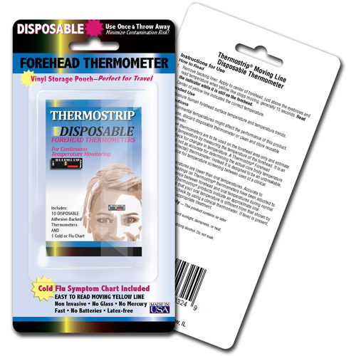 Thermostrip Disposable 30 Ct