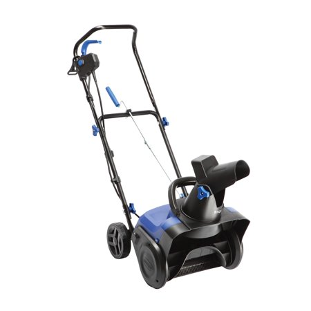 Snow Joe SJ615E Electric Single Stage Snow Thrower | 15-Inch | 11 Amp