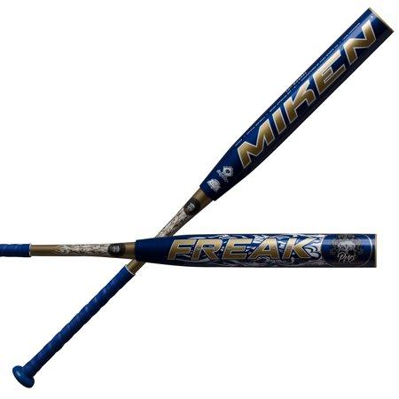 Miken Freak Pro SSUSA Pro, Senior Slowpitch Softball (Best Miken Freak Softball Bat)