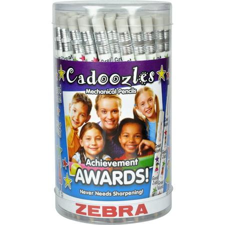 Zebra Pen, ZEB56607, Cadoozles Mechanical Pencils, 72 / Pack (Mechanical Pens)