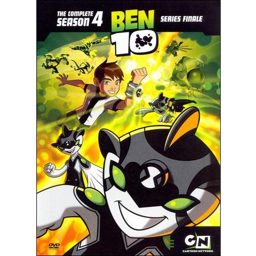Ben 10: The Complete Season 4