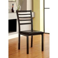 Bowery Hill Dining Chair in Black (Set of 2)
