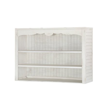 Pemberly Row Imrie Country White Buffet Hutch