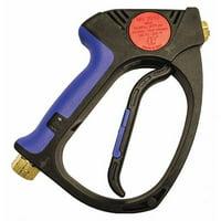Weep Style Spray Gun, 4500 psi ZORO SELECT