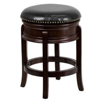 Flash Furniture 25'' Swivel Bar Stool (Set of 2)