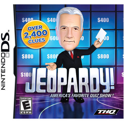 Jeopardy (DS) - Pre-Owned
