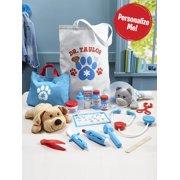 Melissa & Doug Personalized Examine and Treat Vet Medical Toy Set