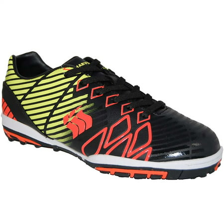 AMERICAN SHOE FACTORY Turf Soccer to Rugby Sport Shoes Rubber Soles, MEN Lime Green Soccer Shoes